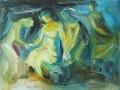 2006-IMG_6984-Bazar,-Oil-on-canvas,-50x60-cm